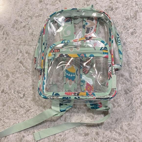 Vera Bradley stadium backpack